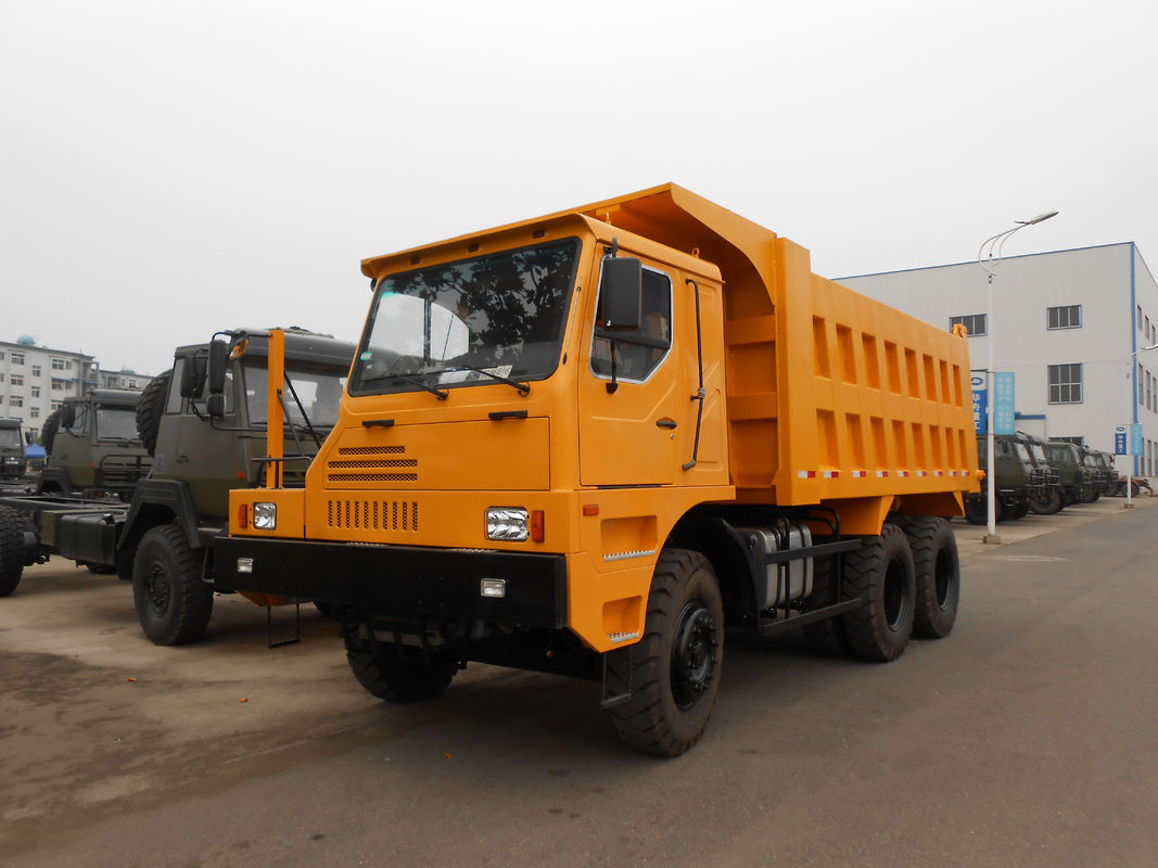 Mining Transporter / Transport Semi Trailer With Good Sealing And Isolation